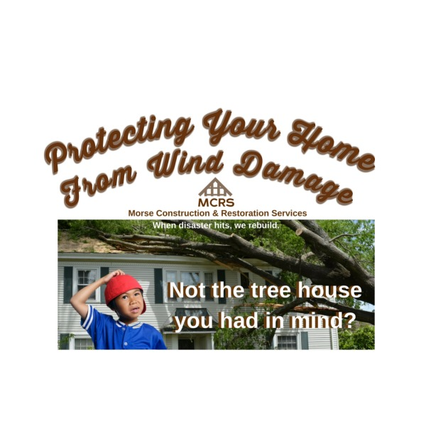 Protecting Your Home From Wind Damage
